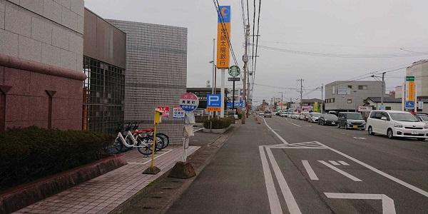 宮崎太陽銀行青葉町支店ポート