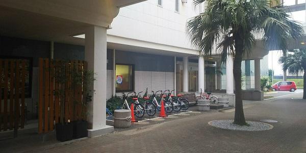 宮崎観光ホテルポート