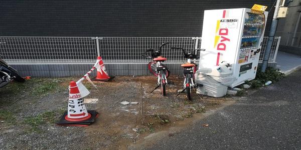新桜台バイク駐車場①ポート