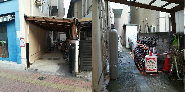 有楽町線要町駅前ポート(5番出口)