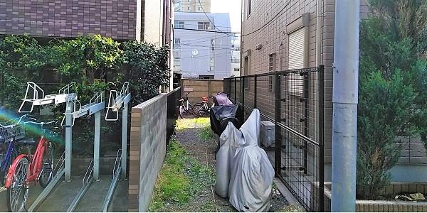 池袋線東長崎駅前ポート(北口)