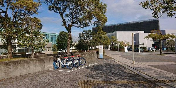 宮崎市福祉文化公園ポート
