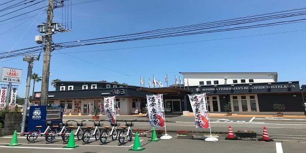 青島フィッシャーマンズビーチサイドホステル